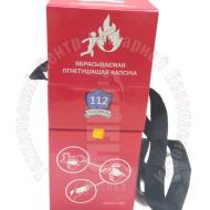Вбрасываемая огнетушащая капсула Спасатель 112 Артикул 100353