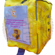 Самоспасатель УФМС Шанс-Е полумаска в контейнере Артикул 500203
