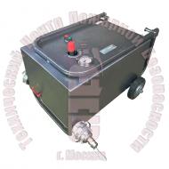 Установка для гидроиспытаний пожарных рукавов и баллонов УГИР-1М Артикул 600113
