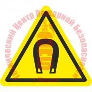 Знак Внимание. Магнитное поле W 13 Артикул 724122