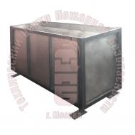 Емкость для замачивания ЕЗПР-2, двухсекционная Артикул 6001481