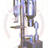Станция зарядная порошковая для огнетушителей от 1 до 100 кг СЗП-02ГУ М Артикул 600102