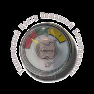 Манометр М10х1, хром, (0-8-16-24) Артикул 110302
