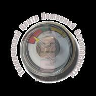 Манометр М8х1, хром, (0-11-18-27) Артикул 110304