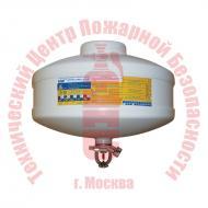 Модуль порошкового пожаротушения МПП-12/68Б МИГ Артикул 101009