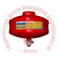 Модуль порошкового пожаротушения МПП-12/68К МИГ Артикул 101010