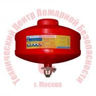 Модуль порошкового пожаротушения МПП-12/93К МИГ Артикул 101020