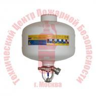 Модуль порошкового пожаротушения МПП-2,5/141Б МИГ Артикул 101021