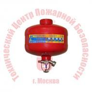 Модуль порошкового пожаротушения МПП-2,5/141К МИГ Артикул 101022