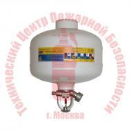 Модуль порошкового пожаротушения МПП-2,5/68Б МИГ Артикул 101001