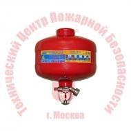 Модуль порошкового пожаротушения МПП-2,5/68К МИГ Артикул 101002