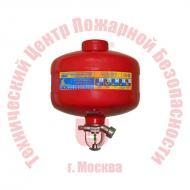 Модуль порошкового пожаротушения МПП-2,5/93К МИГ Артикул 101012