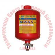 Модуль порошкового пожаротушения МПП-5/141К МИГ Артикул 101024