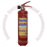 Огнетушитель хладоновый ОХ-2(з) ABCE Иней Артикул 100124