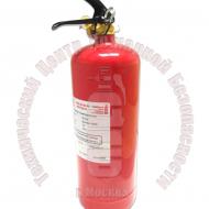 Огнетушитель порошковый ОП-2(з) ABCE перезаряженный Артикул 610003