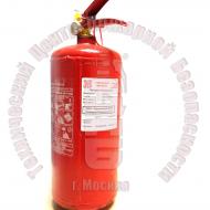 Огнетушитель порошковый ОП-4(з) ABCE перезаряженный Артикул 610005