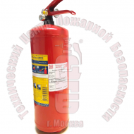 Огнетушитель порошковый ОП-5(з) ABCE перезаряженный Артикул 610006