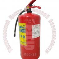 Огнетушитель порошковый ОП-8(з) ABCE перезаряженный Артикул 610004