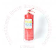 Огнетушитель порошковый ОП-3(з) ABCE Артикул 100103