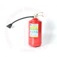 Огнетушитель порошковый ОП-4(з) ABCE Артикул 100104