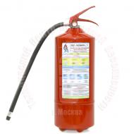 Огнетушитель порошковый ОП-6(з) ABCE Артикул 100106
