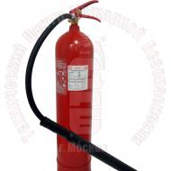 Огнетушитель углекислотный ОУ-5 BCE перезаряженный Артикул 610002