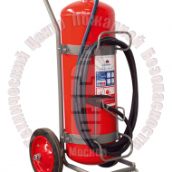 Огнетушитель воздушно-эмульсионный ОВЭ-40(з)-АВCЕ-01 Артикул 100515