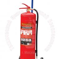 Огнетушитель воздушно-эмульсионный ОВЭ-10(з)-АВCЕ-01 передвижной Артикул 100507