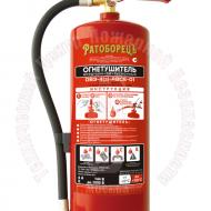 Огнетушитель воздушно-эмульсионный ОВЭ-4(з)-АВCЕ-01 (до 1000 В) Артикул 100502