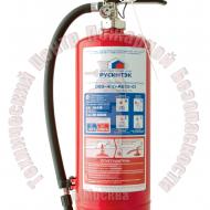 Огнетушитель воздушно-эмульсионный ОВЭ-4(з)-АВCЕ-01 (до 20 000 В) Артикул 100512