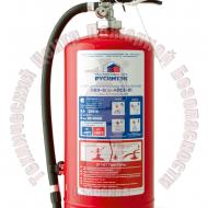 Огнетушитель воздушно-эмульсионный ОВЭ-6(з)-АВCЕ-01 (до 20 000 В) Артикул 100514