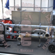 Пожарный комплекс прицепной ПКП-1000 с пенообразователем Артикул 600211