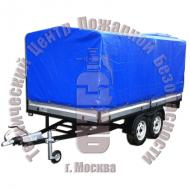 Пожарный комплекс прицепной ПКП-750 Артикул 600210