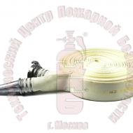 Рукав напорный пожарный для ПК РПК-65 с головкой ГР-70 и стволом РС-70.01А Артикул 200103