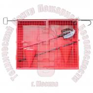 ЩП-04. Щит пожарный навесной закрытый · 1,5 мм Артикул 600016