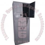 ШХДА-1 (исполнение 9). Шкаф для хранения дыхательных аппаратов Артикул 600231