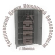 ШХП-36. Шкаф для хранения противогазов (36 шт.) Артикул 6002051