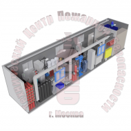 Станция перезарядки модульная СПМ-12 Артикул 600208