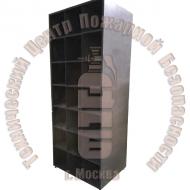 Стеллаж для хранения дыхательных аппаратов СХДА Артикул 600225