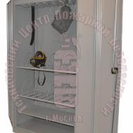 ТЦ-09 для Р-30. Стенд для осушки и хранения дыхательных аппаратов для Р-30 Артикул 600153