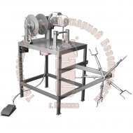 Станок для намотки проволоки ТЦ-16 Артикул 600119
