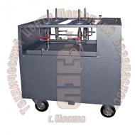 Стенд для осушки композитных баллонов дыхательных аппаратов после гидравлических испытаний ТЦ-45М Артикул 600139