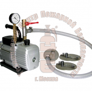Установка для вакуумных испытаний всасывающих пожарных рукавов на герметичность ТЦ-54 Артикул 600157