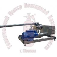 Установка для гидроиспытаний корпусов баллонов ручного действия УГИ-1н-3 Артикул 6001081