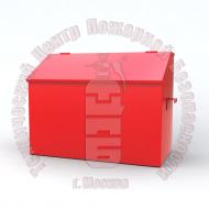 Ящик для песка 0,5 м³ · 0,7 мм Артикул 400378