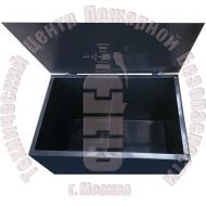 Ящик для ветоши двухсекционный · 0,15 м³ · 1,5 мм Артикул 600215