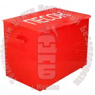 ЯП-03. Ящик для песка 0,3 м³ · 1,5 мм Артикул 600003